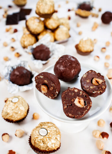 Ferrero Rocher Keto